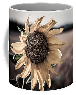 Sunflower Solitude Coffee Mug