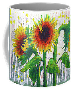 Sunflower Sonata Coffee Mug