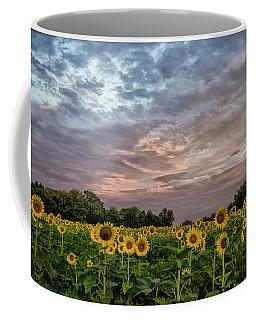 Sunflower Sunrise Coffee Mug