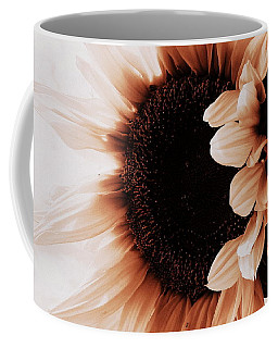Sunflower - Waiting For You Coffee Mug