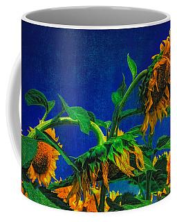 Sunflowers Awakening Coffee Mug