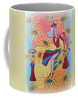 Sunflower's Contessa  Coffee Mug