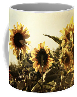 Sunflowers In Tone Coffee Mug