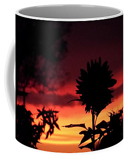Sunflower's Sunset Coffee Mug