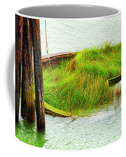 Sunken Hull Coffee Mug