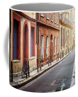 Coffee Mug featuring the photograph Sunlight In Toulouse by Elena Elisseeva