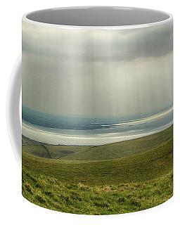 Sunlight On The Irish Coast Coffee Mug