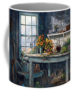 Sunlight Suite Coffee Mug by Michael Humphries