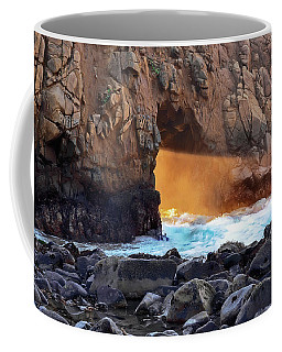 Sunlight Through  Coffee Mug