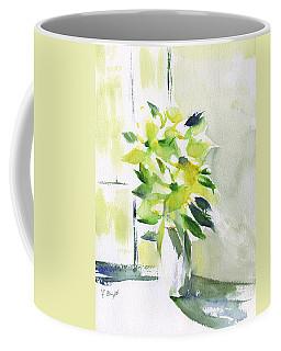 Sunlight Through The Window Coffee Mug