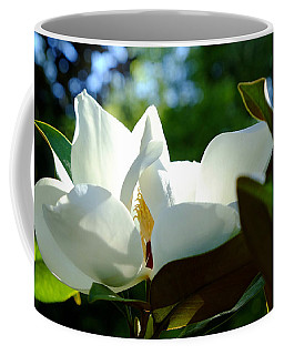 Sunlit Bloom Coffee Mug