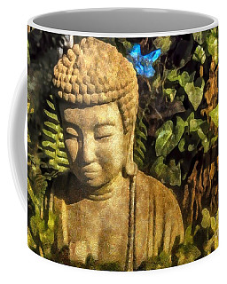 Sunlit Buddha 2015 Coffee Mug