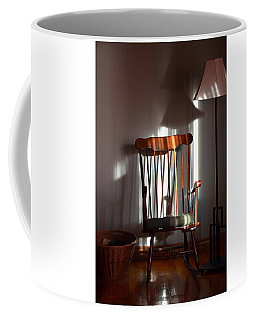Sunlit Chair Coffee Mug