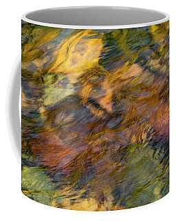 Sunlit Currents Coffee Mug