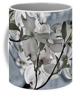 Sunlit Dogwood Coffee Mug