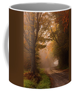 Serenity Of Fall Coffee Mug