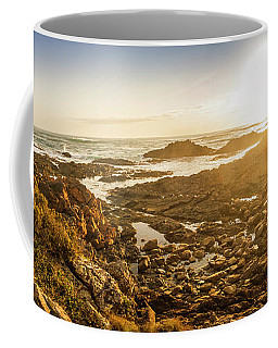 Sunlit Seaside Coffee Mug