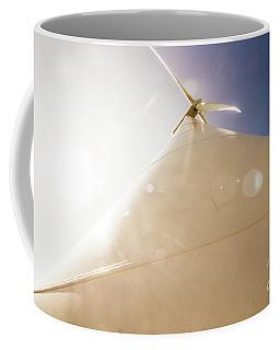 Sunlit Wind Power Coffee Mug