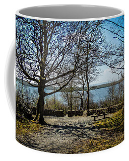 Sunny Afternoon At Lough Coole Coffee Mug