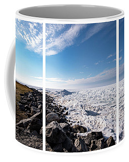 Coffee Mug featuring the photograph Sunny Afternoon Combined by Onyonet  Photo Studios