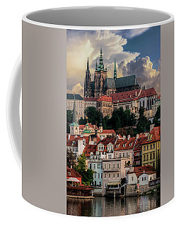 Sunny Afternoon In Prague Coffee Mug