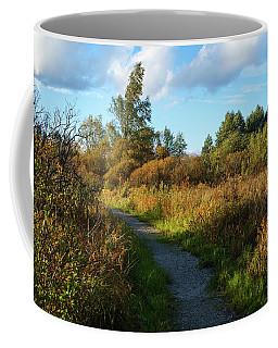 Sunny Autumn Day Coffee Mug