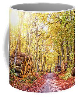 Sunny Autumn Coffee Mug