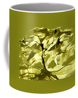 Coffee Mug featuring the digital art Sunny Day by Asok Mukhopadhyay