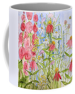 Sunny Days Coffee Mug by Laurie Rohner