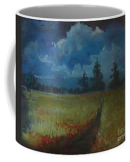 Sunny Field Coffee Mug