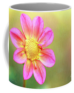 Sunny One Coffee Mug by Beve Brown-Clark Photography