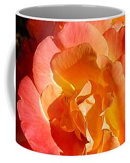 Sunny Roses Coffee Mug