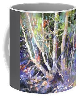 Sunny Side Coffee Mug by Rae Andrews