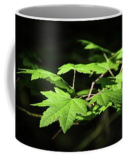 Sunny Summer Maple Coffee Mug