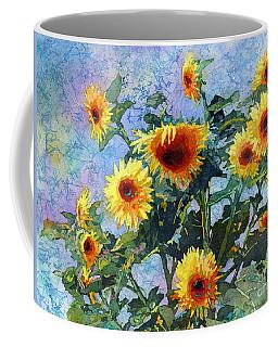 Coffee Mug featuring the painting Sunny Sundance by Hailey E Herrera