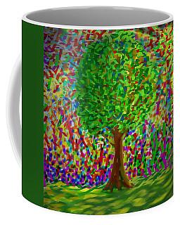 Sunny Tree Coffee Mug