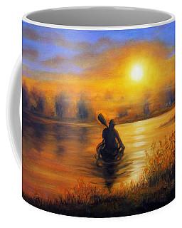 Sunny Way Coffee Mug by Vesna Martinjak