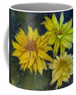 Sunny Yellow Coffee Mug