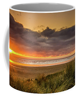 Sunrays Over Manzanita Coffee Mug