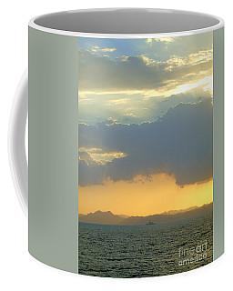 Sunrise After The Typhoon Coffee Mug