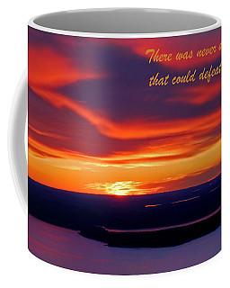 Sunrise And Hope Coffee Mug