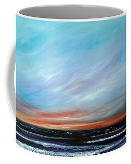 Sunrise And The Morning Star Eastern Shore Coffee Mug