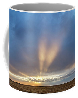 Sunrise And Wheat 02 Coffee Mug
