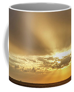 Sunrise And Wheat 04 Coffee Mug
