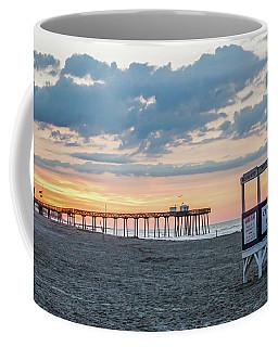 Sunrise At 16th Street Ocean City New Jersey Coffee Mug