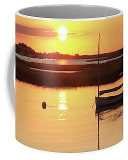Sunrise At Bass River Coffee Mug