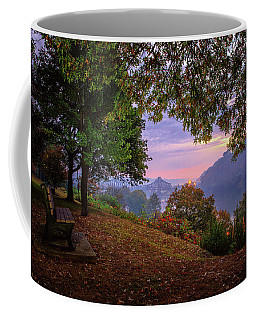 Sunrise At Beaver Rd  Coffee Mug