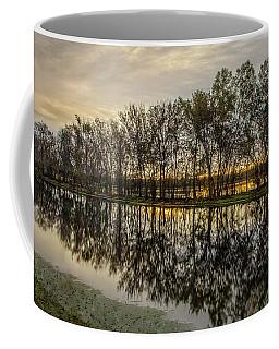 Sunrise At Brazos Coffee Mug