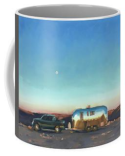 Sunrise At Gooseneck Canyon. Coffee Mug