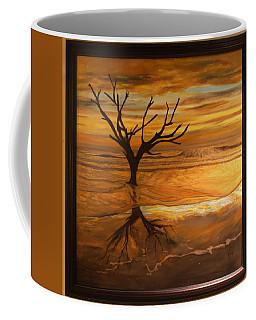 Sunrise At Hunting Beach Coffee Mug